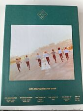 BTS BANGTAN BOYS Memories of 2016 Official DVD Photobook Set With Photocard