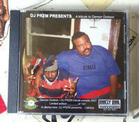 Dj przm presents a tribute to damon dodson NEW sealed