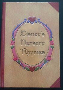 Disney Trading Disney Nursery Rhymes Mystery 4 Pins Set Limited Edition 98741