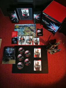 - TOP - The Witcher 3 - Wild Hunt *COLLECTORS EDITION PC* OVP