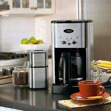 Cuisinart® Brew Central 12 Cup Programmable Coffee Maker - Stainless Ste...