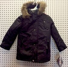 Big Chill Little Boy's Insulated Hooded Winter Coat NEW with Tags Size 5 (B11)