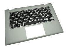 Genuine Dell Inspiron 13-7347 7348 Palmrest Top Case Cover W/ KEYBOARD 0K8N2T