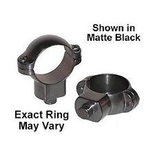 "Leupold Quick Release 1"" Rings Medium Black 49973 Scope Rings"