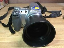 Sony Cyber-shot DSC-H2 6.0MP Digital Camera - Silver FREE SHIPPING