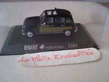 RENAULT 4L PARISIENNE 1964 1/43 UNIVERSAL HOBBIES PAR M6 PRODUCTION NEUVE