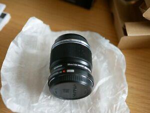 Olympus M.Zuiko 30mm f/3.5 High Quality Lens For Olympus and Panasonic