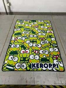 Green frog soft Blanket Throw Blankets  quilt 150X100CM fashion gift