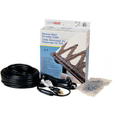 1-EasyHeat 120-ft Roof Heat Cable and 2-60-ft.Roof Heat Cables-NEW