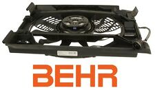 BEHR A/C Condenser front Auxiliary Cooling Electric Fan Motor For BMW 5 Series