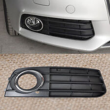 8K0807682A01C Right Bumper Fog Light Lamp Cover Grille for 2008-2012 Audi A4 B8