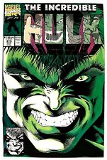 """THE INCREDIBLE HULK"" Issue # 379 (Mar, 1991) (Marvel Comics) f. THE PANTHEON"
