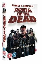 George A Romero's Survival Of The Dead (DVD) New Sealed with Slipcase Zombie
