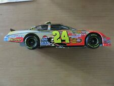 2007 JEFF GORDON #24 DUPONT 57 CHEVY GOLD CHROME - NEVER displayed!