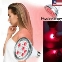 DGYAO LED Red Light Infrared Therapy Bulb For Muscle Back Skin Pain Relief Gift