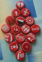 100 years Coca Cola cap tapo Croatia Hrvatska set 16 Different  2015