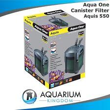 Aqua One Aquis II 550 External Canister Filter CF550 - Aquarium Fresh Marine Tap