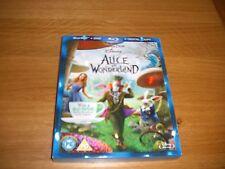 Alice In Wonderland.Blu-ray 3-Disc Set)