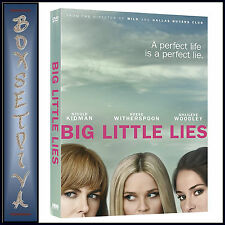 BIG LITTLE LIES - HBO LIMITED SERIES   *BRAND NEW DVD**