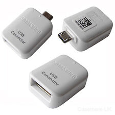 USB 2.0 A Hembra a Micro B Macho OTG Conector de host de datos para NEXUS 7 8 9 10