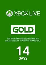 Xbox Live Gold 14 Day + Game Pass Worldwide (Digital Code)