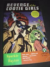 Robin Hudson Mystery: Revenge of Cootie Girls by Sparkle Hayter 1998 Paperback