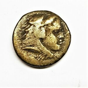 Macédoine Hémidrachme Alexandre le Grand 325-320 Av JC