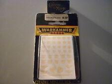 WARHAMMER 40000 - Decalcos Ultramarines OOP! *NEW*