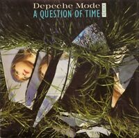 DEPECHE MODE 7'' A Question Of Time (Remix) - FRANCE *