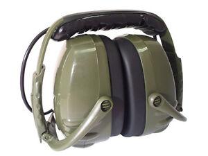 Oído Protector & Audición Protección - IPHONE / MP3 O Radio Compatible - Caza &