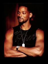 Will Smith Delightful Signed Autogragh 8x10 Reprint Photo