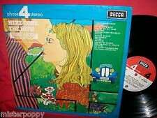 RONNIE ALDRICH Here come the hits LP 1970 UK EX The Beatles