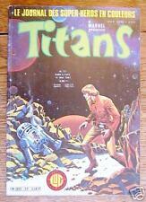 TITANS n° 32 - bimestriel - mai 1981