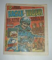 Eagle & Tiger, Dated 27th April 1985, - Excellent condition.