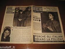 RIVISTA DETECTIVE CRIMEN=1959/7=