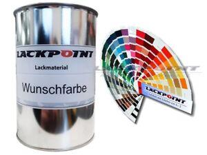 0,5 Liter Wasserbasislack spritzfertig Wunschfarbe Cupra Autolack Lackpoint