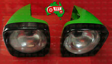 John Deere Head Light Lamp Headlamp Assembly Pair RH & LH 1750,1850,2250,2450,