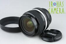 Nikon Nikkor 24mm F/2 Ais Lens #9727A4