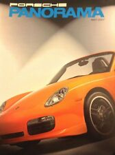 Porsche Panorama Magazine Boxster Show Car Unveiled May 2007  021018nonrh
