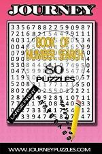 Number Search Puzzles: 80 Puzzles in Large 20pt Font by G. Dehaney (2016,...