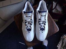 New Balance Men's 623 Training Shoe White/Navy 19 D(M) US