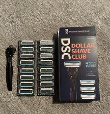 Dollar Shave Club Bundle 16 Razors And 1 Handle