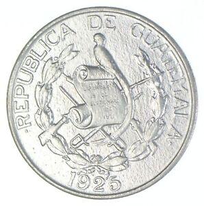 1925 Guatemala 1/4 Quetzal - TC *705
