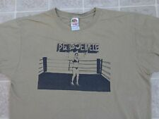 DE HOJE HAELE Bikini Girl T-SHIRT L Denmark Punk Band cd ep lp Album Tour Rare