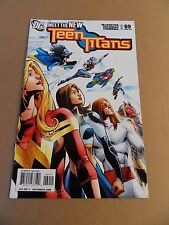 Teen Titans  69 .  DC . 2009 -  VF