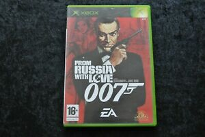 James Bond 007 From Russia With Love XBOX