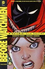 SEALED NEW Before Watchmen: Minutemen/Silk Spectre HC (DC) Deluxe Edition 2013