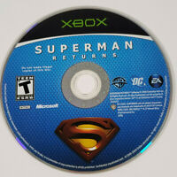Superman Returns (Microsoft Xbox 360, 2006) - Disc Only, Tested