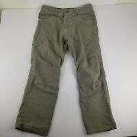 Kuhl Crag Kanvas Men's Pants | Outdoor Gear Exchange light weight Olive 34×30