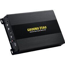 Ground Zero Bassi mono Amplificatore GZIA 1 1000dx Subwoofer